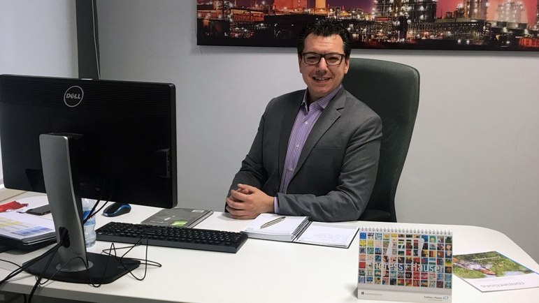 Camillo Di Palma - Chief Representative of Endress+Hauser Asia Pacific Support Center