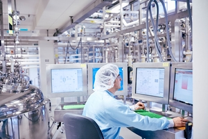 life sciences, pharmaceutical manufacturing, asset management