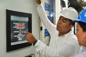 Turbine, generator and shaft temperature monitoring