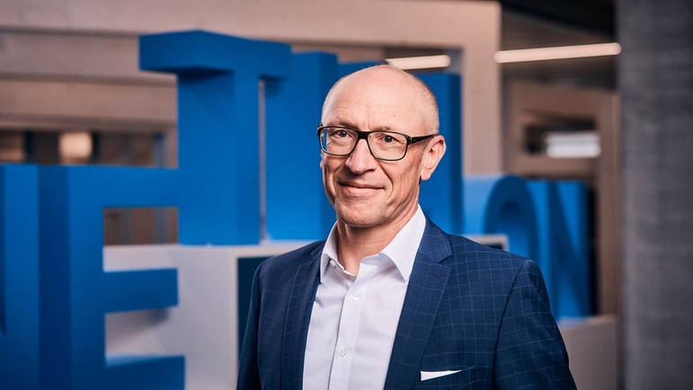Dr Rolf Birkhofer, managing director at Endress+Hauser Digital Solutions